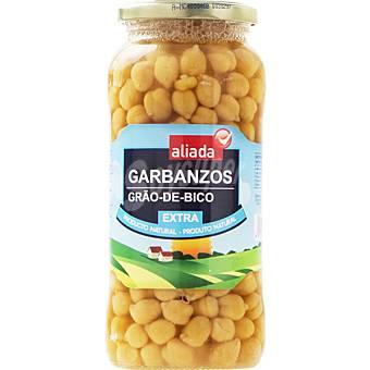 Aliada Garbanzos cocidos Frasco 400 g