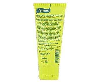 Famos Crema de manos regeneradora para manos secas 100 ml