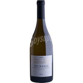 Nieva Vino Blanco Rueda ferm. en barrica Botella 75 cl