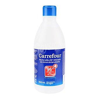 Carrefour Alcohol para desinfectar de 96º 500 ml