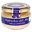 Pate langosta 110 g Caprichos Del Mar