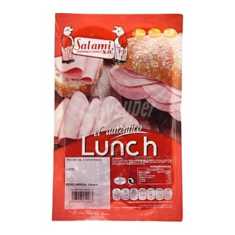 SALAMI Lunch en lonchas 150 g