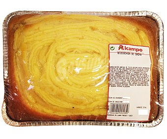 Bolleria Bizcochón relleno de crema 400 Gramos