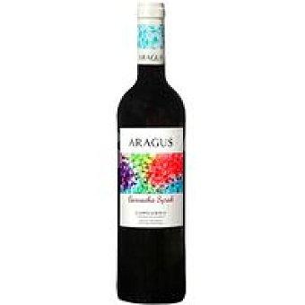 Aragus Vino Tinto Campo Borja Garnacha Sauvignon botella 75 cl