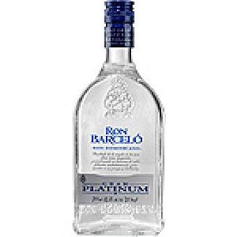 BARCELO Gran Platinum ron blanco dominicano Botella 70 cl