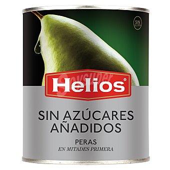 Helios Pera en almíbar sin azúcar Lata 480 g