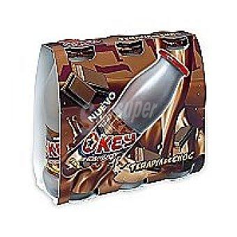 Okey Batido de cacao Pack 3x200 ml