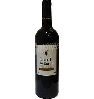 Conde de Caralt Vino Cataluña tinto 75 CL