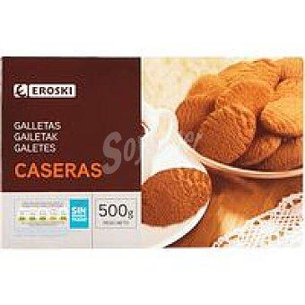 Eroski Galleta casera Caja 500 g