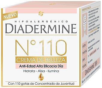 Diadermine Crema de día anti-edad nº110 alisa las arrugas y líneas de expresión  Frasco 50 ml
