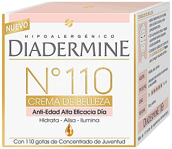 Diadermine Crema anti-edad nº 110 día 50 ml