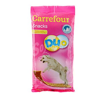 Carrefour Snack para perro 100 gr