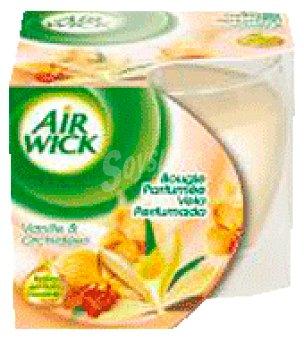 Air Wick Ambientador Vela Clásica Suave Vainilla Blanca 1 ud