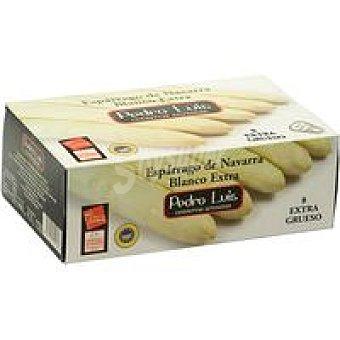 Pedro Luis Espárrago blanco 8 frutos ext. grueso D.O. 425g