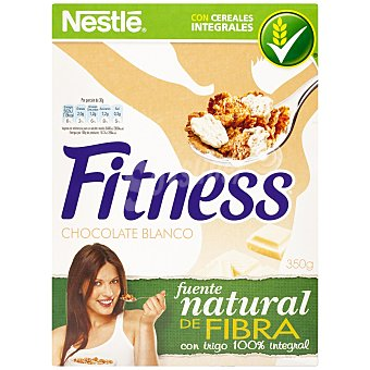 Fitness Nestlé Cereales chocolate blanco 350 g
