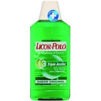 Licor del Polo Enjuage verde 500 ml