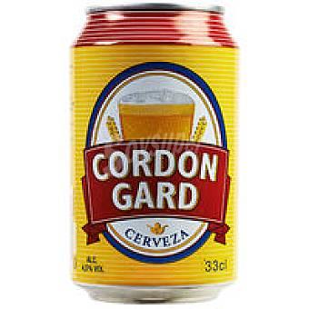 CORGON GARD Cerveza Lata 33 cl
