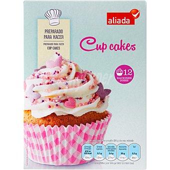 Aliada Preparados para hacer cup cakes  Estuche 385 g