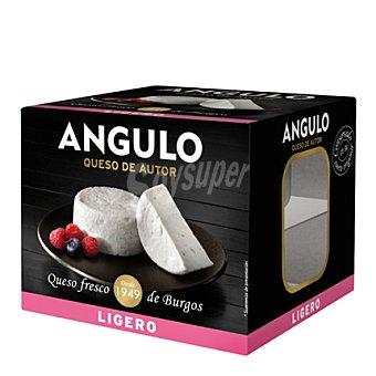 Angulo Queso fresco tradicional ligero Pack de 2x150 g