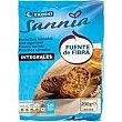 Panecillos integrales Paquete 200 g Eroski Sannia