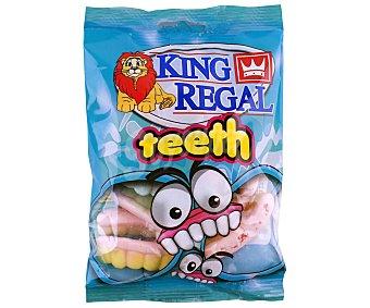 King Regal Dentaduras gominolas Bolsa 100 g