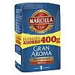 Café molido descafeinado 400 g Marcilla