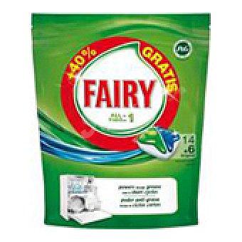 Fairy LAVAVAJILLA TODO EN1 14+ 6 UNI