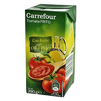 Carrefour Tomate frito con aceite de oliva brick 390 g