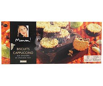 Mmm Auchan Galletas de capuccino 100 gramos