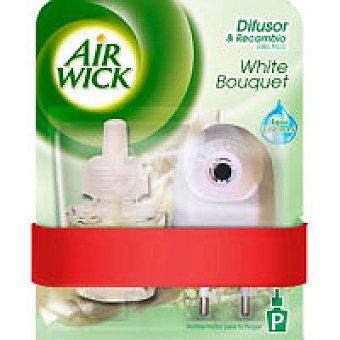 Air Wick Ambientador eléctrico White Aparato + recambio