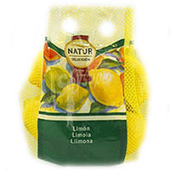 Natur Limón Eroski Bolsa 500 g