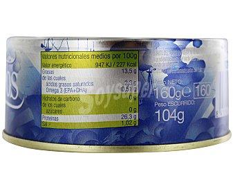 Campos Bonito en aceite de oliva 104 gramos