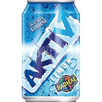 Aktiv bebida isotónica sabor limón lata 33 cl lata 33 cl