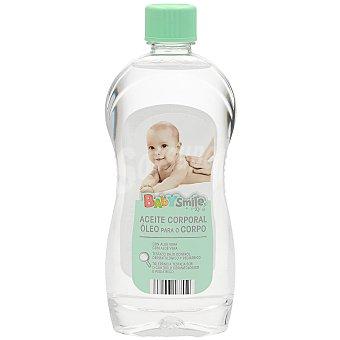 Baby Smile Aceite corporal para bebés botella 500 ml