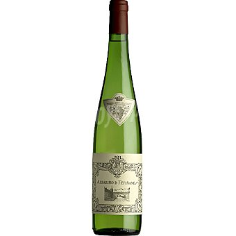PALACIO DE FEFIÑANES Vino blanco Albariño D.O. Rías Baixas Botella 75 cl