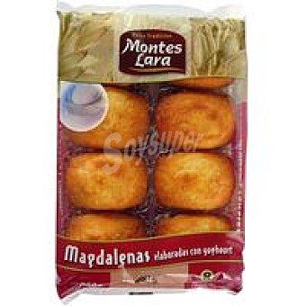 INPANASA Magdalena al yogur Paquete 260 g