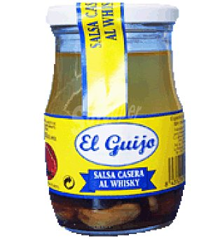 El Guijo Salsa whisky 180 g