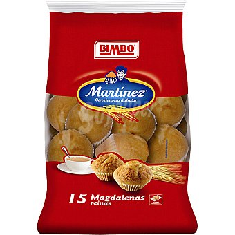 Martínez Bimbo Magdalena Reina Pack de 15x42 g