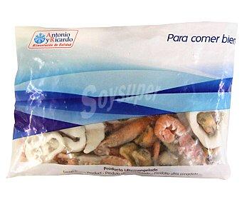 CONFREMAR Preparado Paella Bolsa de 500 Gramos