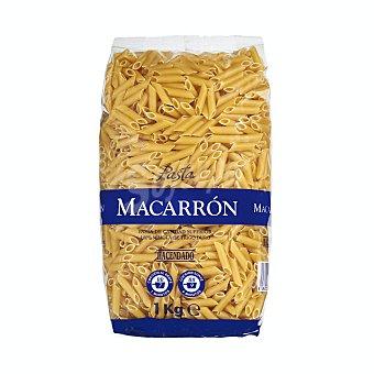 Hacendado Macarron pasta Paquete 1 kg
