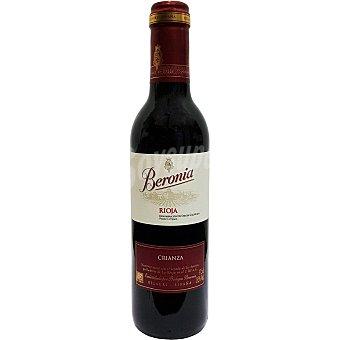 Beronia Vino tinto DO Rioja botella 37.5 cl botella 37.5 cl