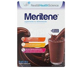 Meritene Batido sabor chocolate (suplemento alimenticio) 15 Sobres