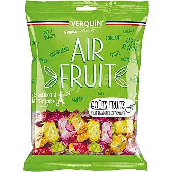 Verquin Caramelos blandos con sabor a frutas  paquete 125 g