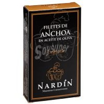 Nardin Filete de anchoa Lata 100 g