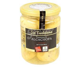 La Tudelana Alcachofas corazones 8/12 255 g