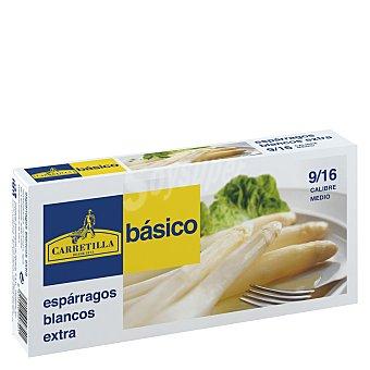 Carretilla Espárragos blancos extra 150 g