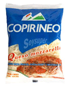 Copirineo Mozzarela rallada 200 GRS