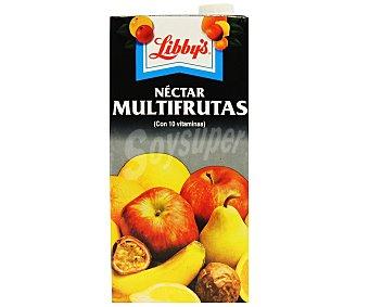 Libby's Néctar multifrutas Brick 1 l