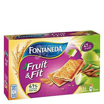 Fontaneda Lu bars manzana C1X8 215 GRS