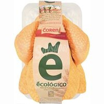 ECOFRESH Pollo Entero Limpio 1 kg